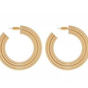 India Hicks Winner's Circle Earrings - Gold